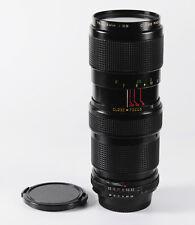"OBJECTIF Vivitar Nikon AI Macro MC 75-205mm f/1:3.8 ""constant"" N° 22752284"