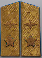 Soviet Russian Marshal of  Aviation Army Rank Shoulder boards Epaulettes Replica