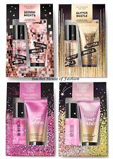 Victoria's Secret Mini Fragrance Mist & Lotion Gift Set (2.5oz each) NIB