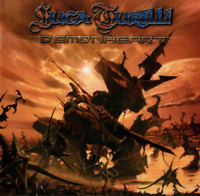 LUCA TURILLI-DEMONHEART-JAPAN MINI LP SHM-CD F04