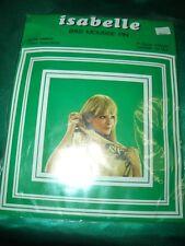 RAR Vintage Isabelle Strapsstrümpfe Gr.10 (4) Vison Bas Mousse fin Stockings OVP