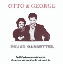 """Otto & George - """"Found Cassettes"""" - New CD"""