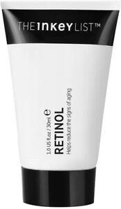 The INKEY List Retinol Face Serum 30ml NEW