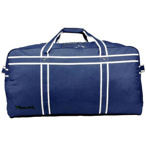 Tron Pro Carry Ice Duffle Large Rodeo Gear Hockey Equipment Travel Bag - Navy