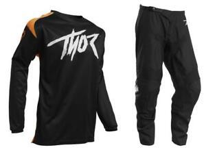 Thor MX Sector Link Jersey & Pant Combo Set ATV BMX Men's Motocross Riding Gear