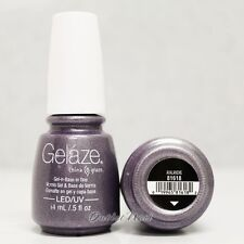 Gelaze China Glaze LED UV Nail Gel Color Polish 0.5 oz - Avalanche 81618