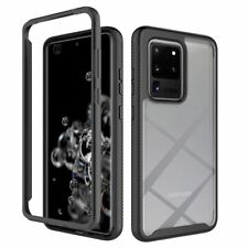 For Samsung Galaxy A10e/A30/A50 Protective Slim Clear Hard Back Phone Case Cover