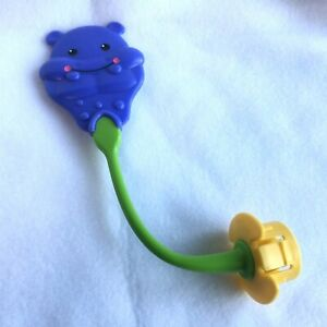 Fisher Price Precious Planet Jumperoo Replacement Hippo Teether Toy