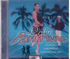 LATIN PAN FLUTE BLU CD  SEALED SIGILLATO