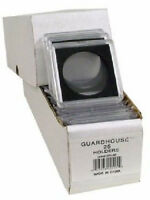 25 - Guardhouse 2x2 Tetra Snaplock Coin Holders for Large Dollar 38.1mm