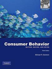 Good, Consumer Behavior, Solomon, Michael R., Book