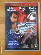 DVD MAX FORCE - JOHN MATUSZAK - RONNY COX - CHARLES NAPIER (O5)