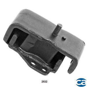 2532 Front Right Engine Mount 1Pc for Nissan/Datsun 620 75-79 L4 2.0L 11221B8000
