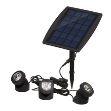 Solar Power LED Light Lamp Spotlight, Outdoor Pool, Lawn, Garden, Path Lighting