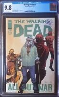 Walking Dead (2003 Image) #123 CGC 9.8