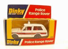 Dinky Toys Gb 254 Police Range Rover neuf en boîte 1/43