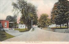 c.1908 Homes East Main St. Brewster NY post card Putnam County