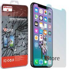 """Pellicola Vetro Temperato Per iPhone X Proteggi Salva Schermo Display LCD 5,8"""""""