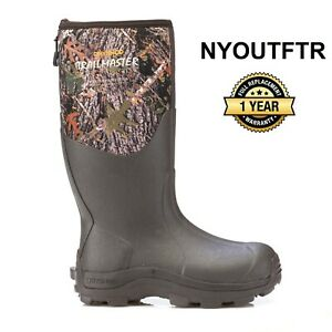 Dryshod Mens Trailmaster Hi Camo Hunting Boot Size 13 Muck Style MBT-MH-CM