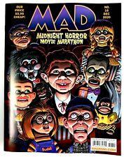 MAD MAGAZINE #16 December 2020 HORROR Movie Marathon Eerie Mad Monsters Issue