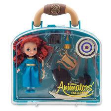 Disney Store Animators' Collection Merida Mini Doll Play Set - 5''