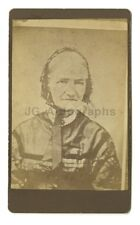 19th Century Fashion - 19th Century Carte-de-visite Photograph - Goshen, IN