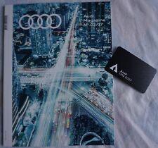 Audi Range PRESSEMAPE + MAGAZINE/presskit + Magazine _ Tokyo 2017