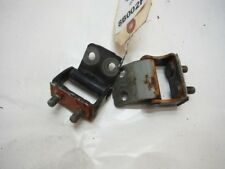 2003 HONDA CIVIC SI EP3 M/T REAR HATCH DOOR HINGE PAIR OEM 2001 2002 2004 2005