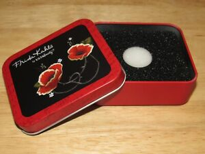 Ulta Frida Kahlo New Hue Shadow Switching Pan Tin For Eyeshadow Brush Cleansing