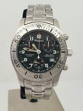 Orologio Cronografo PHILIP WATCH AQ1000 8273939025K acciaio quarzo Uomo 36vv19