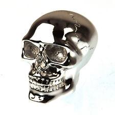 Chrome Skull engranaje perilla