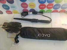 xtava It Oval Hair Curling Wand ¾ to 1¼ Inch Professional Dual Voltage