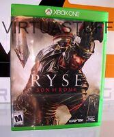 Ryse, Son of Rome, Microsoft, XBOX ONE, Ufficiale USA ED., come nuovo, like new!