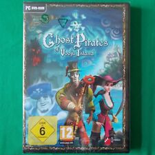 PC-DVD ROM ► Ghost Pirates of Vooju Island ◄ NUOVO & OVP