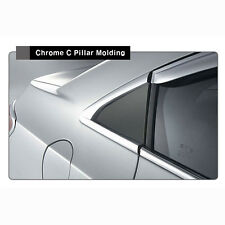 GM Chrome C Pillar Molding 2pcs for Jun/2009 ~ 2015 Holden Cruze 4dr Sedan