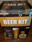 New Mr. Beer Premium Gold Edition Beer Kit Free Shipping w extras