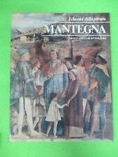 BOOK LIBRO MANTEGNA I Classici della Pittura 35 1980 Armando Curcio (L57)
