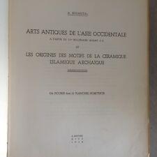 ROZANTAL/ARTS ANTIQUES DE L'ASIE OCCIDENTALE et MOTIFS DE LA CERAMIQUE ISLAMIQUE