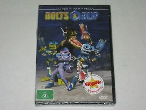 Bolts & Blip - Lunar Mayhem - Brand New & Sealed - Region 4 - DVD