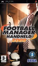 Football Manager Handheld 2009 (PSP) - Free Postage - UK Seller