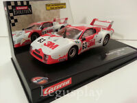 Slot car SCX Scalextric Carrera 27100 Evolution Ferrari 512 BB LM 3M LM 1979