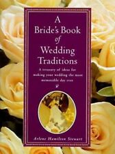 A Bride's Book of Wedding Traditions-ExLibrary