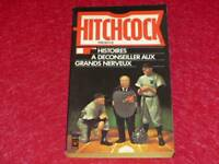 [BIBLIOTHEQUE H.& P.-J. OSWALD] ALFRED HITCHCOCK -HISTOIRES DECONSEILLER NERVEUX