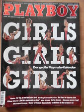 PLAYBOY 1 - 2005 (2) Girls Denise Richards Silvia Hackl Fidel Castro Eva Henger