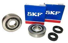 SKF C4 Kurbelwellen Lager + Simmerringe Set Peugeot Speedfight 1 2 Euro1 AC LC
