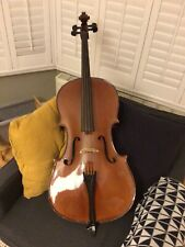 More details for 1/2 size stentor conservatoire student cello with soft case and bow