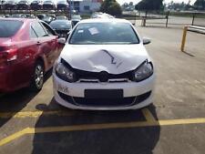 VW GOLF VEHICLE WRECKING PARTS 2011 ## V000176 ##