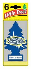 Car Freshner, 12 Pack, New Car Little Tree Air Freshener.