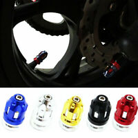 Electric Motorcycle Bicycle Wheel Tyre Tire Valve Core Cap Stem Air Dust Cover