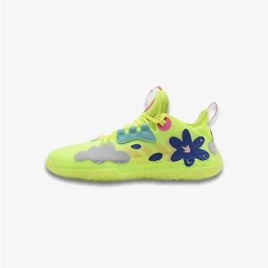 {FY2118} adidas Harden Vol. 5 Futurenatural Shoes - Yellow *NEW*